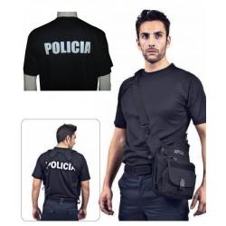 Camiseta Tecnica POLICIA