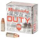 Hornady Critical Duty 9MM+P 135gr