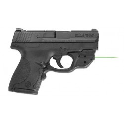 SMITH & WESSON M&P9 Shield Laser Verde