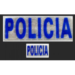 MODULO REFECTANTE POLICIA