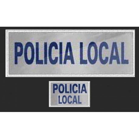 MODULO REFECTANTE POLCIA LOCAL