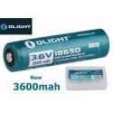 Bateria Olight 18650 3600mah