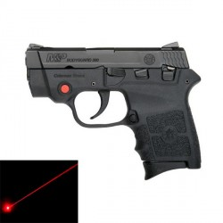 SMITH & WESSON mod. BODYGUARD 380 LASER rojo