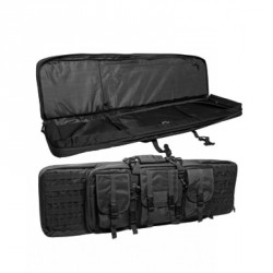 Bolsa arma larga Mil-Tec Modular Military System Bag Black
