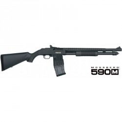 MOSSBERG 590M MAG-FED Tactical