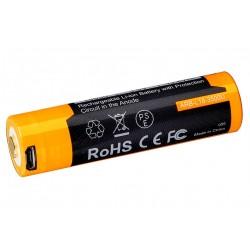Bateria Fenix Li-ion 18650 2600mAh
