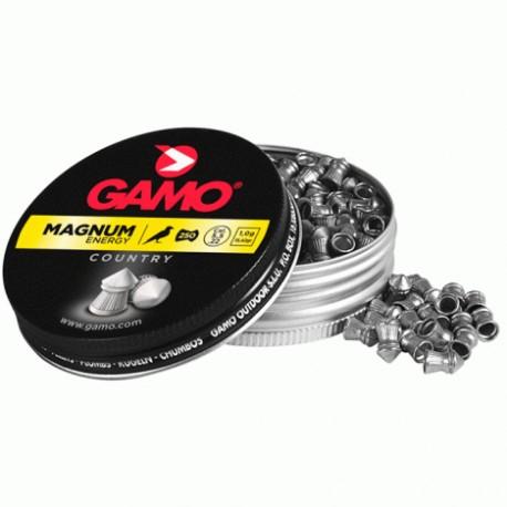 BALINES GAMO MAGNUM CAL. 5,5MM (250 ud)