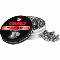 BALINES GAMO MATCH CAL. 4,5MM (500ud)