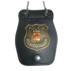 Placas Policia