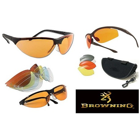 Gafas Claymaster de Browning