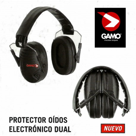 Protector oidos Electronicos 2 gamo