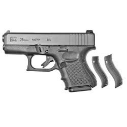 Glock 26 y 27 de 4ª generacion