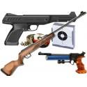 armas aire y accesorios